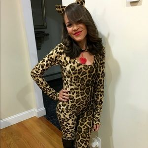 Other - Sexy Cougar Costume